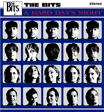 The Bits - A Hard Day's Night LIVE