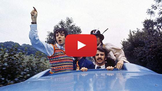 Beatles film - Magical Mystery Tour