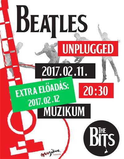 Beatles Unplugged a The Bits-szel