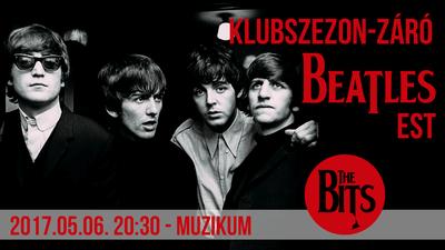 Klubszezon záró Beatles est