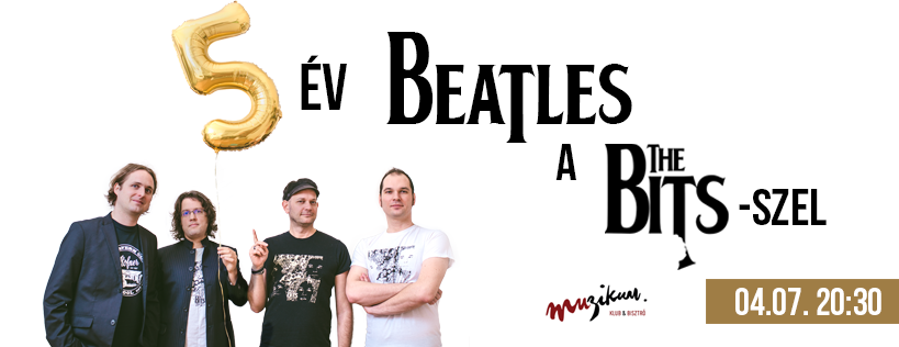 5 év Beatles a The Bits-szel