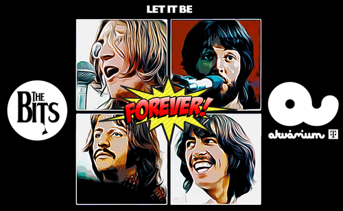 The Beatles: Let It Be Forever a The Bits-szel