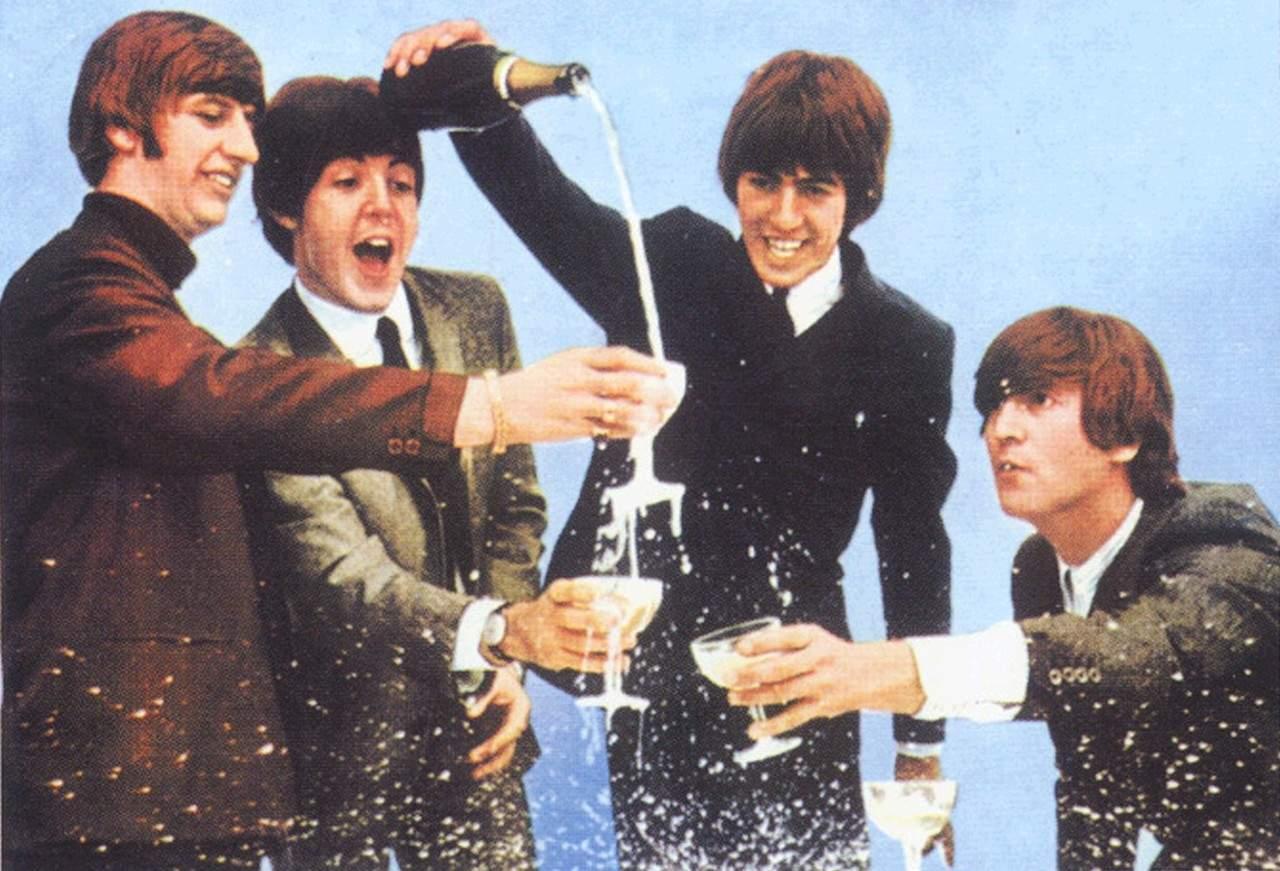 Beatles Szilveszter a The Bits-szel