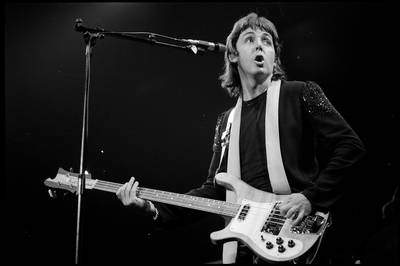 Paul McCartney 75 a The Bits-szel