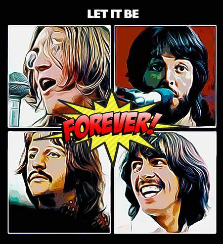 Beatles Live Show - Let It Be Forever
